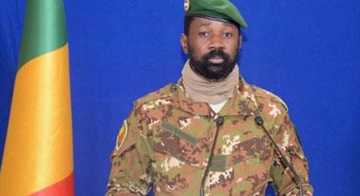 Lâche tentative d'assassinat contre le président de la Transition son Excellence colonel Assimi Goïta