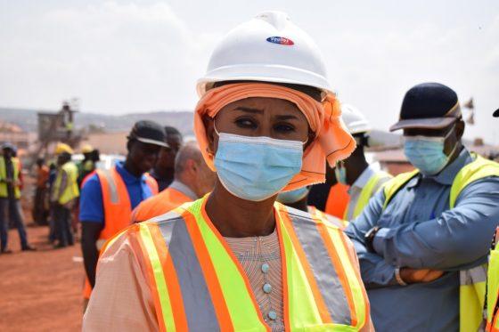 Retour en images et en son sur la visite de Madame le Ministre des Transports et des Infrastructures