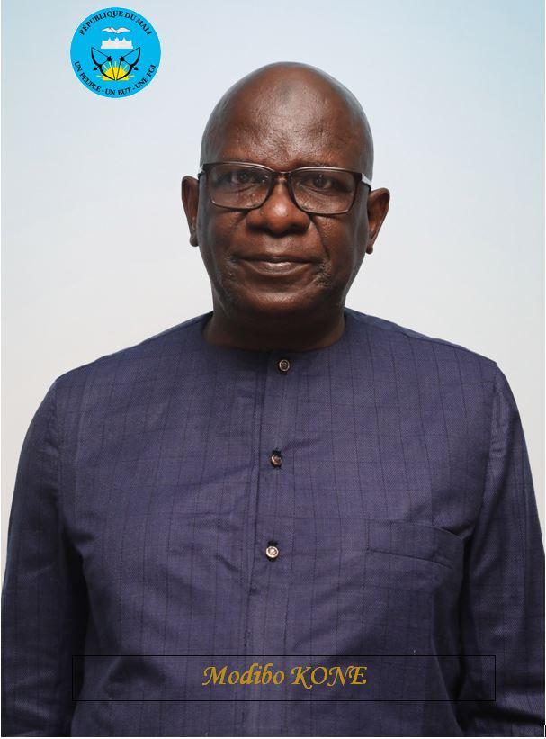 M. Modibo KONE