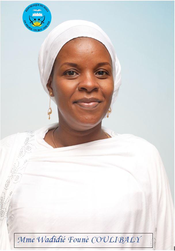 Mme Wadidié Founè Coulibaly