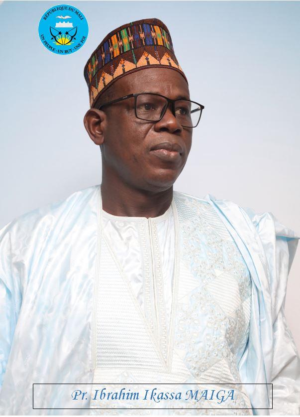 M. Ibrahim Ikassa Maiga