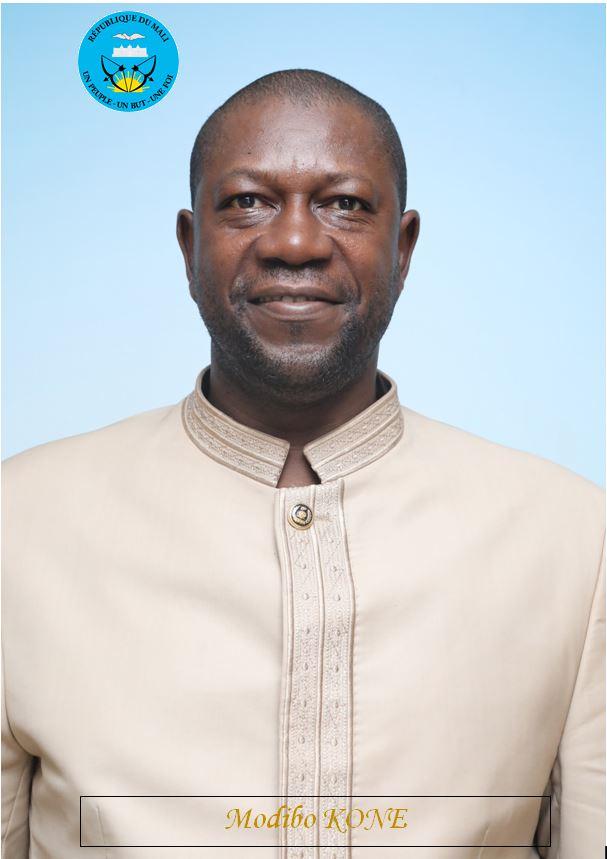 M. Mamadou KONE