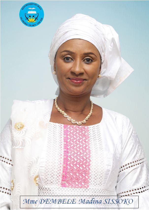 Mme Dembéle Madina Sissoko