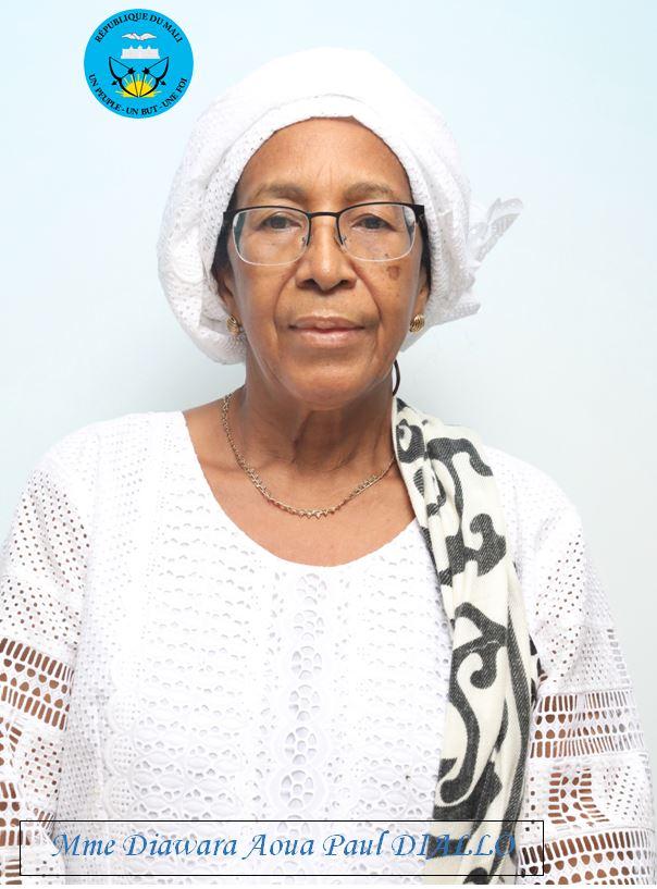 Mme Diawara Aoua Paul Diallo
