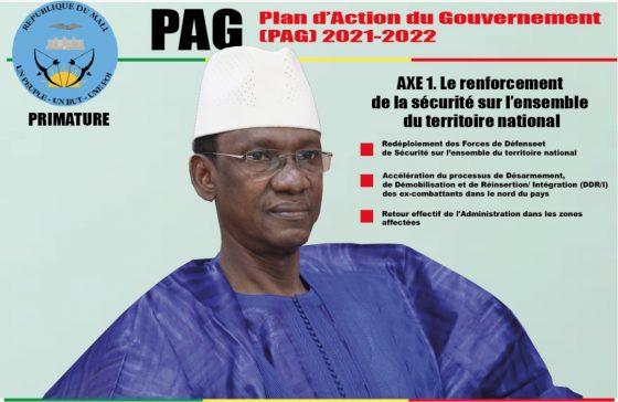 En Direct : Programme d'Actions du Gouvernement.